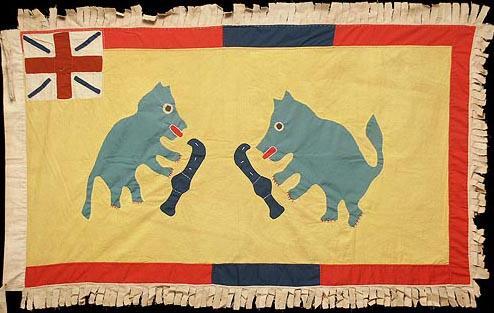 46 Asafo Flag