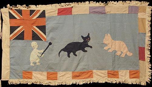 44 Asafo Flag