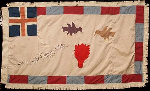 43 Asafo Flag