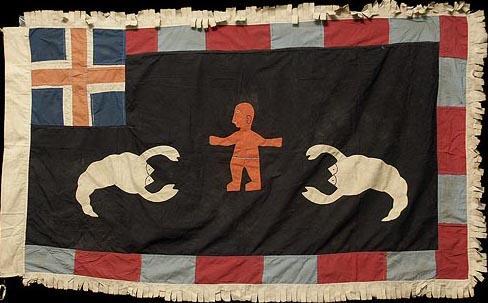 41 Asafo Flag