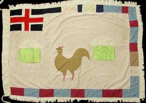 38 Asafo Flag