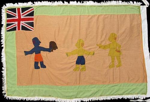 37 Asafo Flag