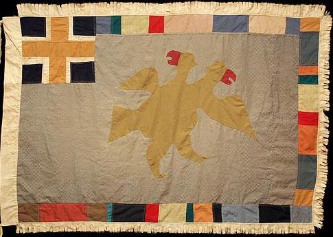 35 Asafo Flag