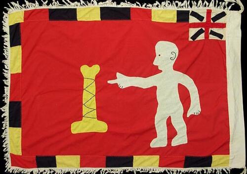 32 Asafo Flag
