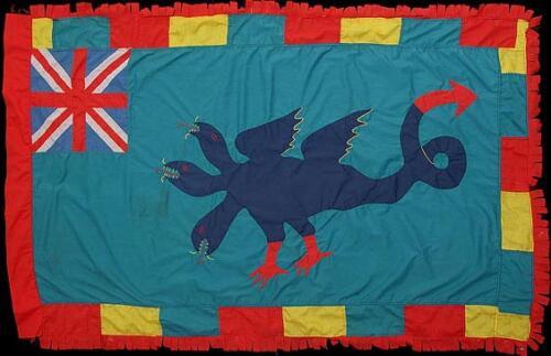 31 Asafo Flag