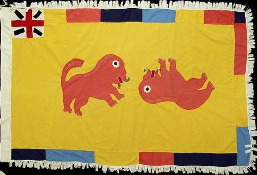 29 Asafo Flag