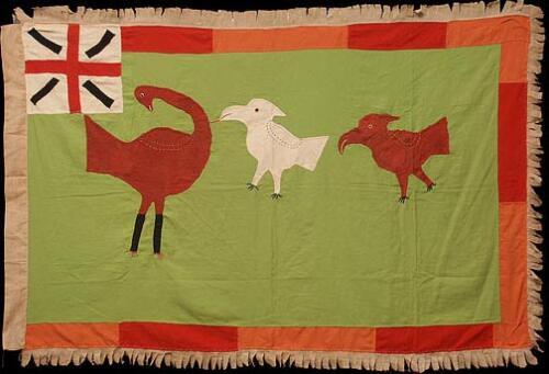 28 Asafo Flag