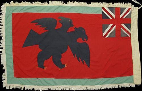 27 Asafo Flag