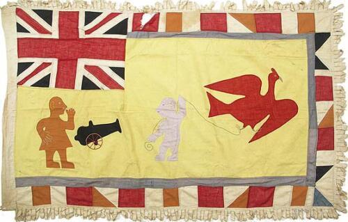 24 Asafo Flag