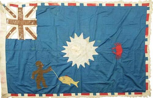 23 Asafo Flag
