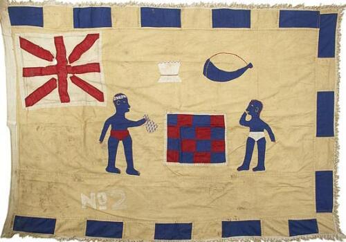 21 Asafo Flag