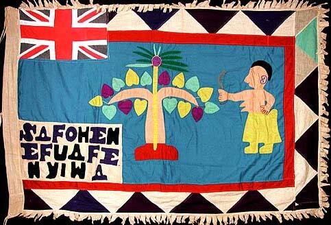 20 Asafo Flag