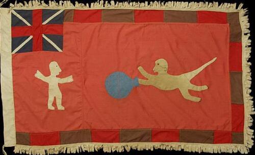 14 Asafo Flag