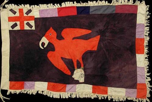 13 Asafo Flag