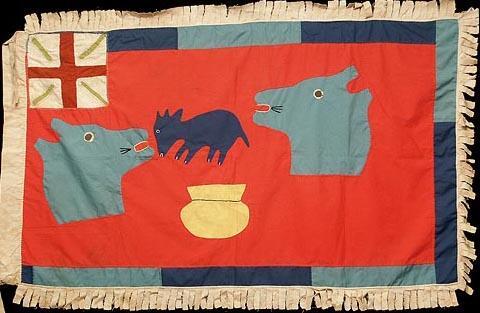 11 Asafo Flag