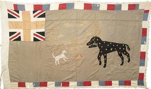8 Asafo Flag
