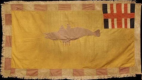 6 Asafo Flag