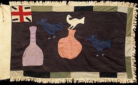 4 Asafo Flag