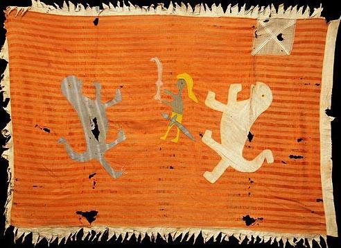 2 Asafo Flag