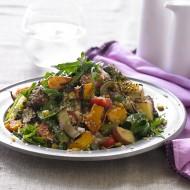 Quinoa Salad w/Grilled Veggies