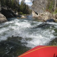 Our Idaho River Rafting Trip and Rescue