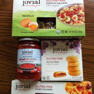 Jovial Gluten Free Pasta and Products Review