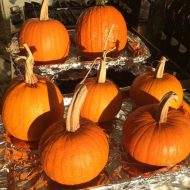 How to Bake Fresh Garden Pumpkins