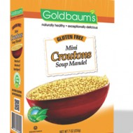 Goldbaums Natural Gluten Free Food Review & Giveaway