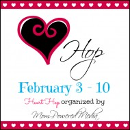 Heart Hop $25 Starbucks GC Giveaway