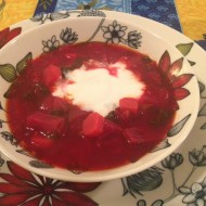 Easy One Pot Meals:  Borscht