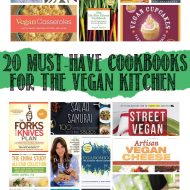 20 Must-Have Cookbooks for the Vegan Kitchen