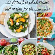 21 Gluten Free Salad Summer Recipes