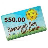 $50 Savannah Bee Gift Card Giveaway