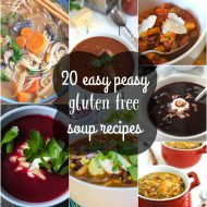 20 Gluten Free Soup Recipes