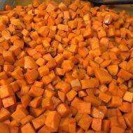 Roasted Rosemary Sweet Potatoes