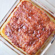 BBQ tart cherry meatloaf   (egg, gluten & dairy free)