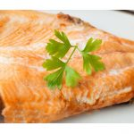 Living in Alaska we are lucky that we can catch our own native salmon!  We have to come up with lots of different ways to serve Salmon and other fish we catch because we eat mainly fish for our protein all year long.  This is a tangy recipe for baked margarita salmon filets.