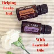 Helping Leaky Gut Syndrome With Essential Oils