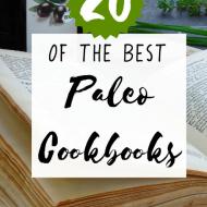 20 of the Best Paleo Cookbooks