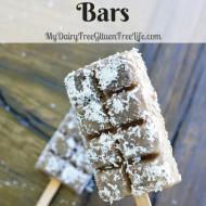 Frozen Banana Chia Bars