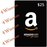 Dr. Henry's FOUR $25 Amazon Gift Card Giveaway