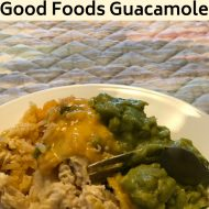 Chicken Tortillas with Good Foods Guacamole