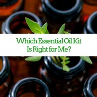 Which Essential Oil Kit is Right for Me?