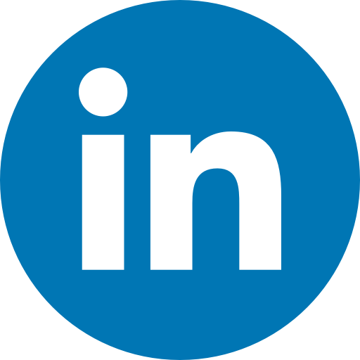 Circle, linkedin, logo, media, network, share, social icon