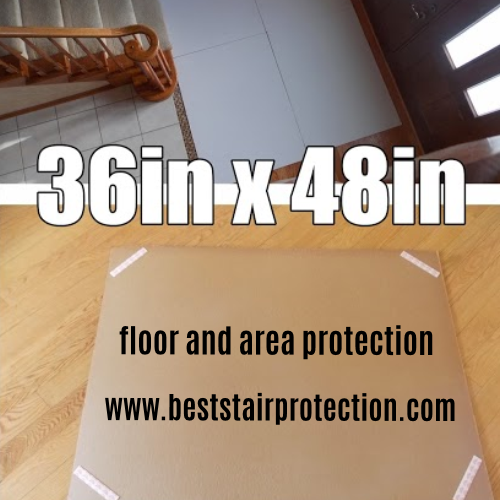 Stair Landing Protection Quantity of 25
