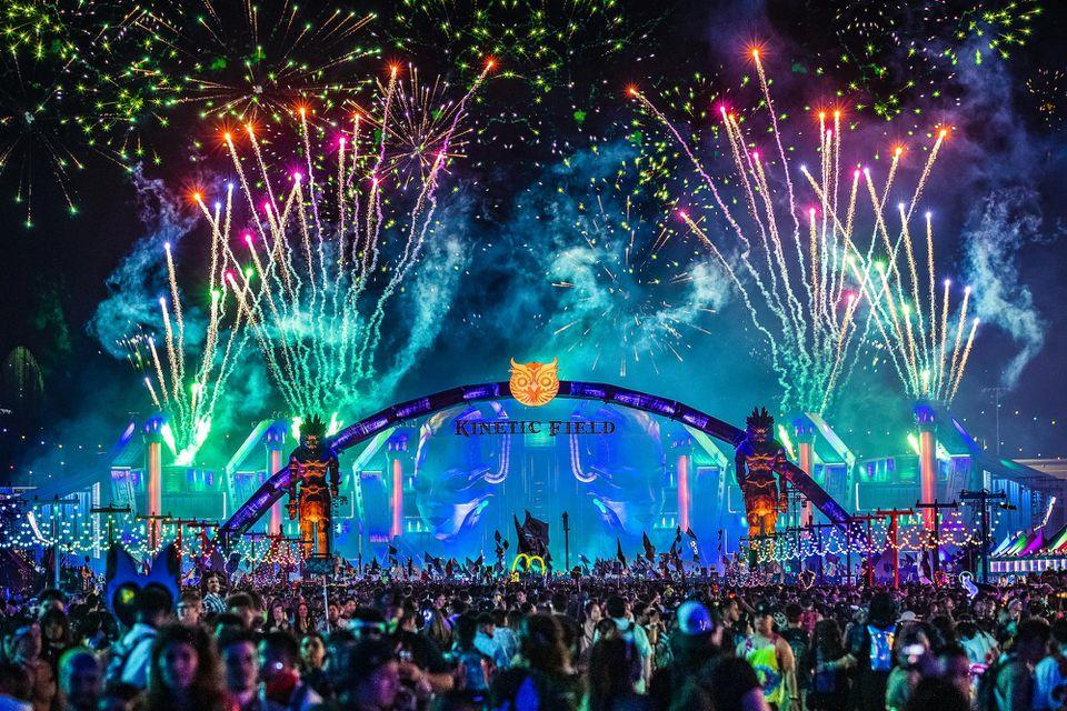 Las Vegas EDC (Electric Daisy Carnival)