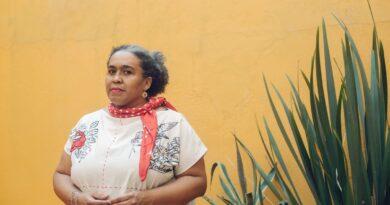 La socióloga Mónica Moreno Figueroa, en Ciudad de México.SEILA MONTES / EL PAIS