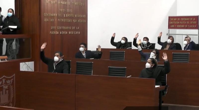 Reforman diputados leyes laborales de Tlaxcala