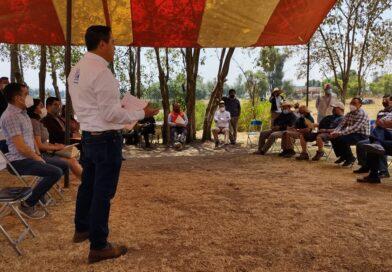Buscan convenio entre comunidades para rescatar laguna de Acuitlapilco