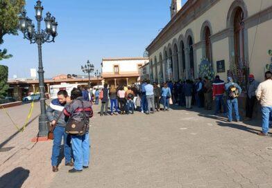 Desestabilizado, gobierno de Tlaxco
